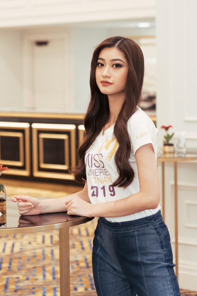 Hot girl đóng mòng biển Về nhà đi con lọt Top 60 Hoa hậu Hoàn vũ Việt Nam 2019 - Ảnh 8.