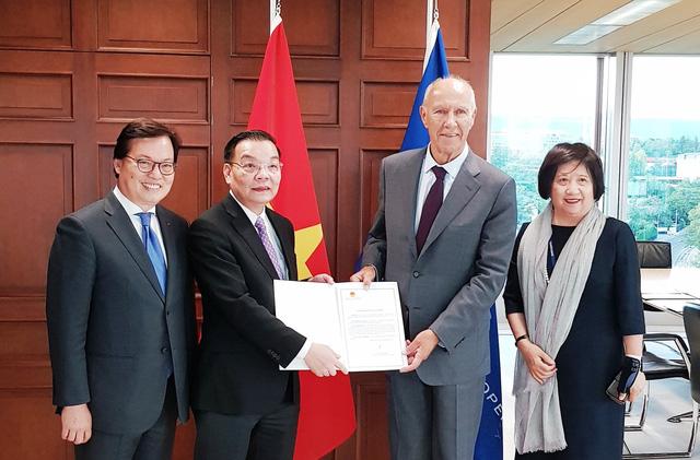 Việt Nam gia nhập Thỏa ước La Haye về đăng ký quốc tế kiểu dáng công nghiệp - Ảnh 1.