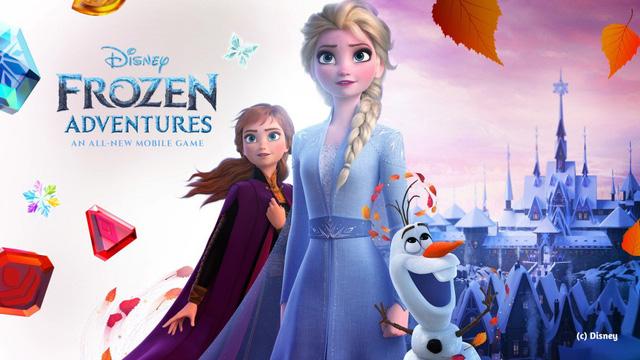"""Hé lộ ca khúc đầu tiên trong """"Frozen II"""" - Ảnh 1."""