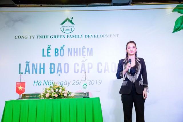 Công ty Green Family Development tổ chức lễ bổ nhiệm 2019 - Ảnh 4.