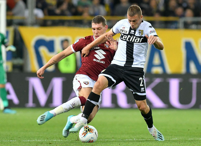 Parma giành chiến thắng kịch tính trước Torino - Ảnh 2.