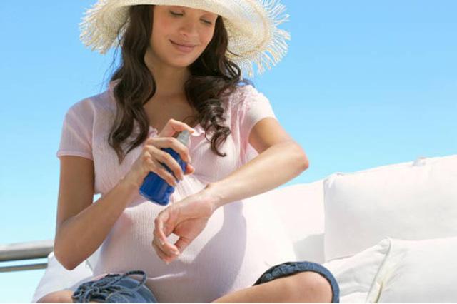 Những loại mỹ phẩm phụ nữ mang thai nên tránh Photo-4-15699256369671152004315