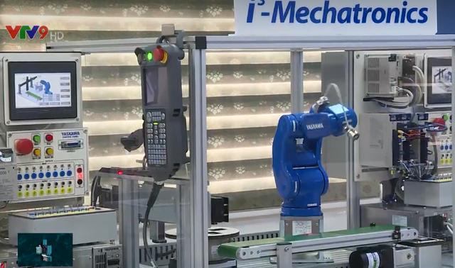 Nhật Bản đầu tư phòng thí nghiệm robot cho Đại học Bách khoa TP.HCM - Ảnh 1.