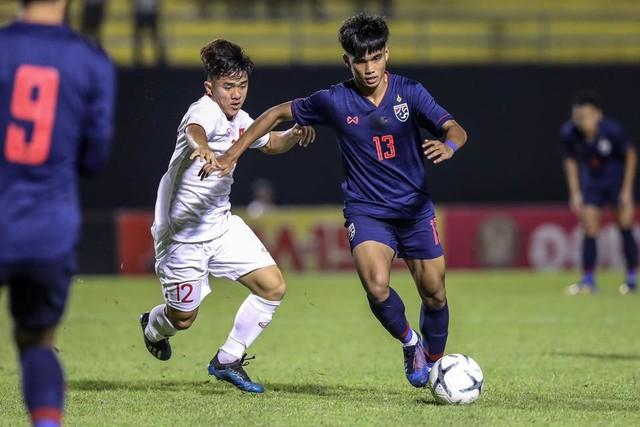 Cùng lúc ĐT Việt Nam chiến thắng, U19 Việt Nam đánh bại U19 Thái Lan ở phút 90+3 - Ảnh 1.