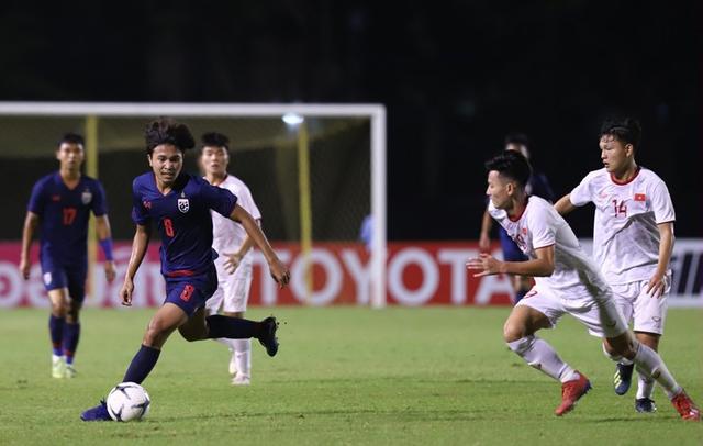 Cùng lúc ĐT Việt Nam chiến thắng, U19 Việt Nam đánh bại U19 Thái Lan ở phút 90+3 - Ảnh 3.