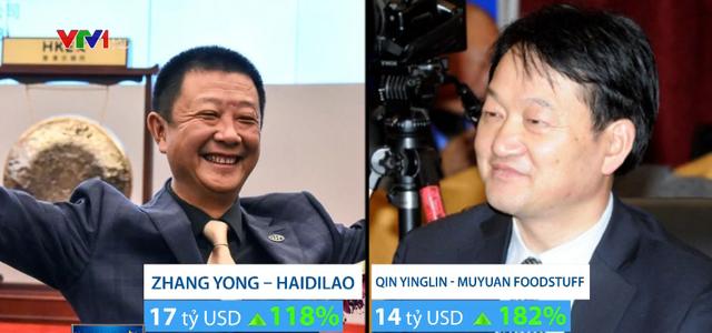 Tỷ phú công nghệ chiếm ưu thế trong danh sách siêu giàu tại Trung Quốc - Ảnh 1.