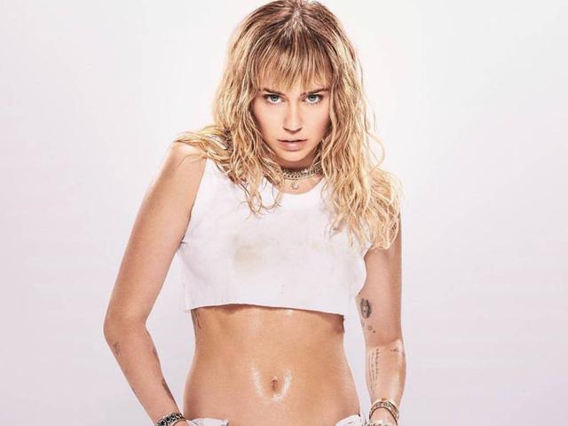 """Miley Cyrus: """"Tôi từng sợ những lời ác ý của khán giả"""" - Ảnh 1."""