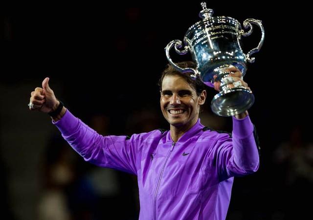 Rafael Nadal chính thức rước nàng về dinh - Ảnh 2.