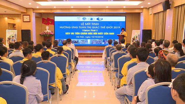 BV Mắt TƯ sẽ khám cho 1000 người và thực hiện phẫu thuật từ thiện 500 ca nhân ngày Thị giác thế giới - Ảnh 2.