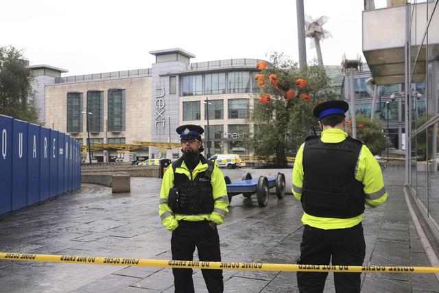 Tấn công bằng dao tại Manchester, Anh - Ảnh 1.