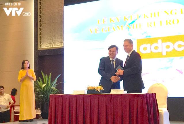 Việt Nam tổ chức chuỗi hoạt động hưởng ứng ngày quốc tế giảm nhẹ rủi ro thiên tai - Ảnh 1.