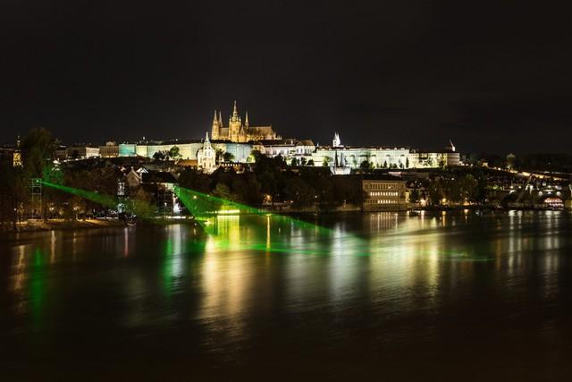 Mãn nhãn với lễ hội ánh sáng Prague, CH Czech - ảnh 5