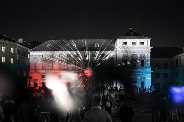 Mãn nhãn với lễ hội ánh sáng Prague, CH Czech - ảnh 12