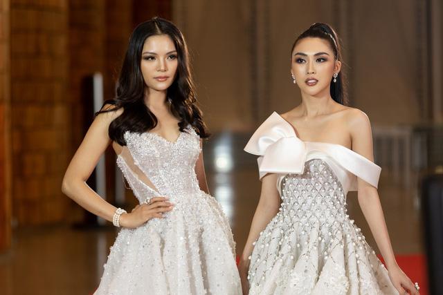 Cô gái Nghệ An chiến thắng tập 2 Tôi là Hoa hậu Hoàn vũ Việt Nam 2019 - Ảnh 13.