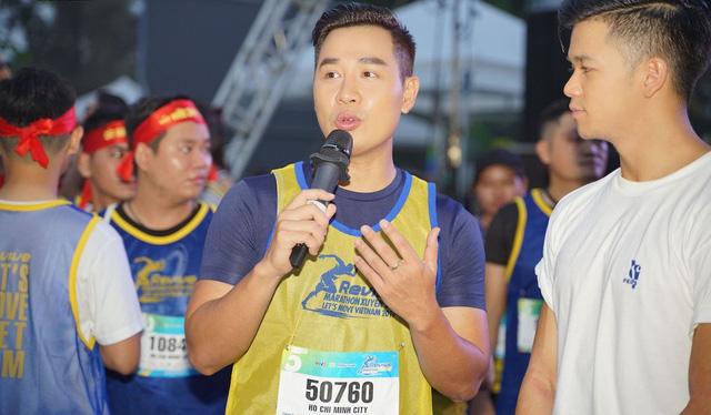 Minh Hằng cá tính tham gia chạy tại Revive Marathon xuyên Việt - Ảnh 6.