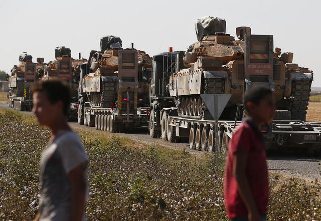 Mùa Xuân hòa bình: Canh bạc mạo hiểm của Thổ Nhĩ Kỳ tại Syria? - Ảnh 1.