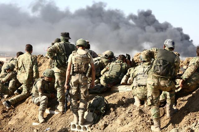 Người Kurd bắt tay với chính phủ Syria - Bước ngoặt mới trong cuộc chiến - Ảnh 1.