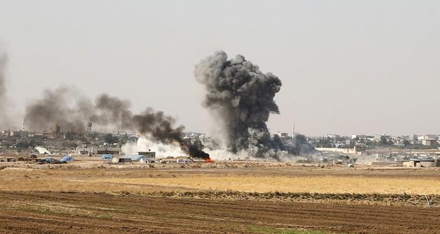Người Kurd bắt tay với chính phủ Syria - Bước ngoặt mới trong cuộc chiến - Ảnh 2.