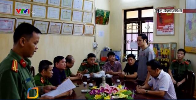 Nhìn lại diễn biến vụ án gian lận thi cử tại Hà Giang năm 2018 - Ảnh 1.