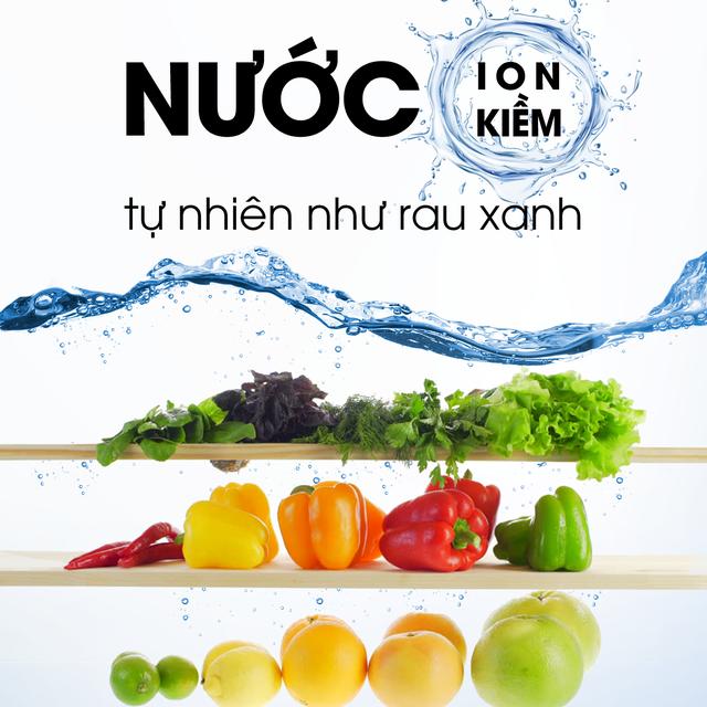 Nước ion kiềm - Giải pháp mới cho người viêm loét dạ dày, tá tràng - Ảnh 2.