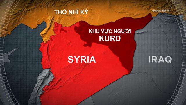 Người Kurd bắt tay với chính phủ Syria - Bước ngoặt mới trong cuộc chiến - Ảnh 5.