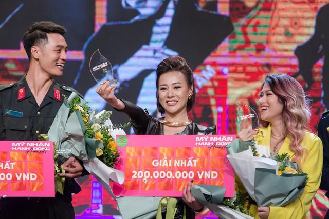 Mỹ nhân hành động: Trương Quỳnh Anh, Phương Anh Đào, Jang Mi cùng đồng đội được vinh danh loạt giải thưởng đặc biệt - Ảnh 2.