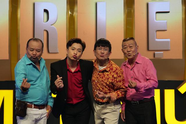 Lần đầu tiên 3 nghệ sĩ gạo cội góp giọng trên sóng truyền hình - Ảnh 2.