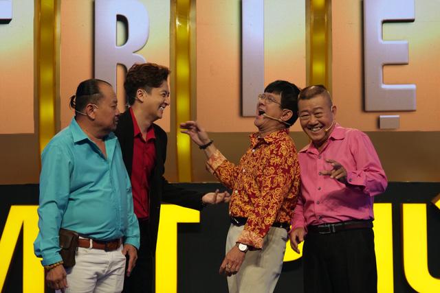 Lần đầu tiên 3 nghệ sĩ gạo cội góp giọng trên sóng truyền hình - Ảnh 1.