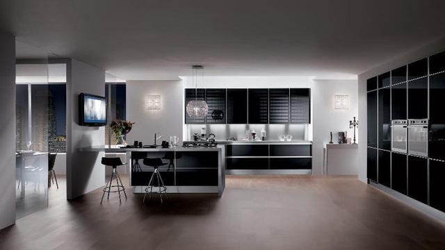 Mẫu nhà bếp đẹp khiến gia chủ vô cùng thích thú - Ảnh 11.