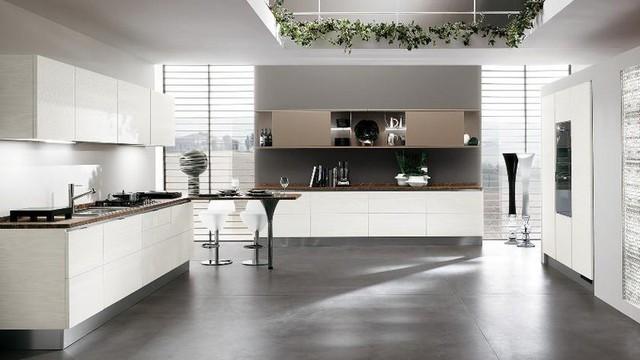 Mẫu nhà bếp đẹp khiến gia chủ vô cùng thích thú - Ảnh 13.