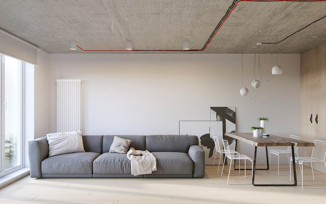 Căn hộ 25m2 có thiết kế nội thất hợp lý - Ảnh 3.