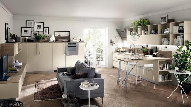 Mẫu nhà bếp đẹp khiến gia chủ vô cùng thích thú - Ảnh 3.