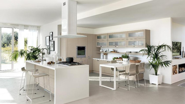Mẫu nhà bếp đẹp khiến gia chủ vô cùng thích thú - Ảnh 5.