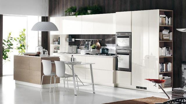 Mẫu nhà bếp đẹp khiến gia chủ vô cùng thích thú - Ảnh 7.