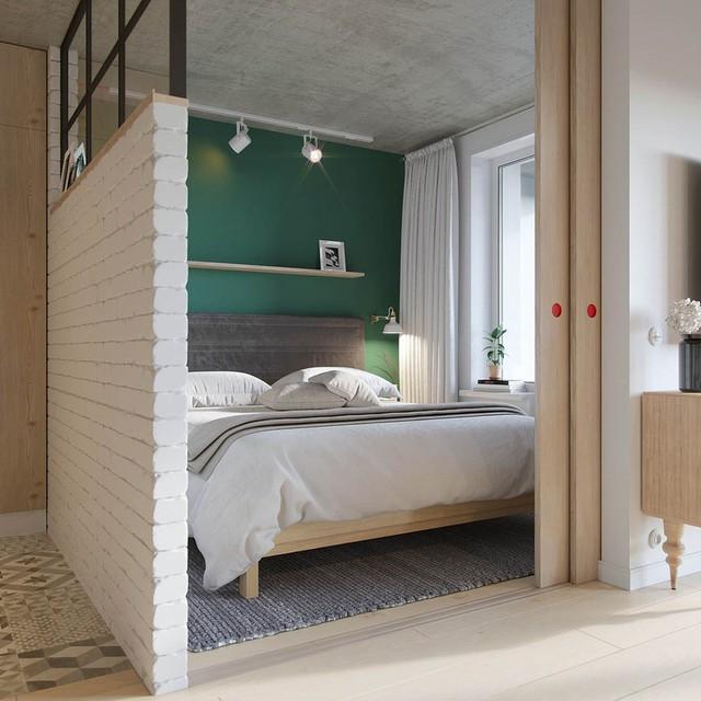 Căn hộ 25m2 có thiết kế nội thất hợp lý - Ảnh 8.