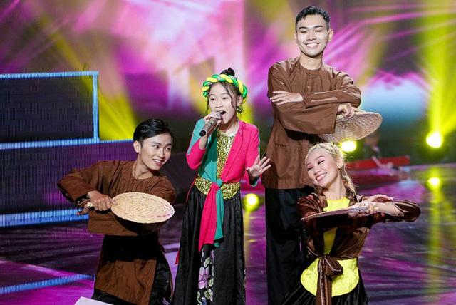 Lộ diện top 6 tài năng bước vào bán kết Giọng hát Việt nhí 2019 - Ảnh 4.