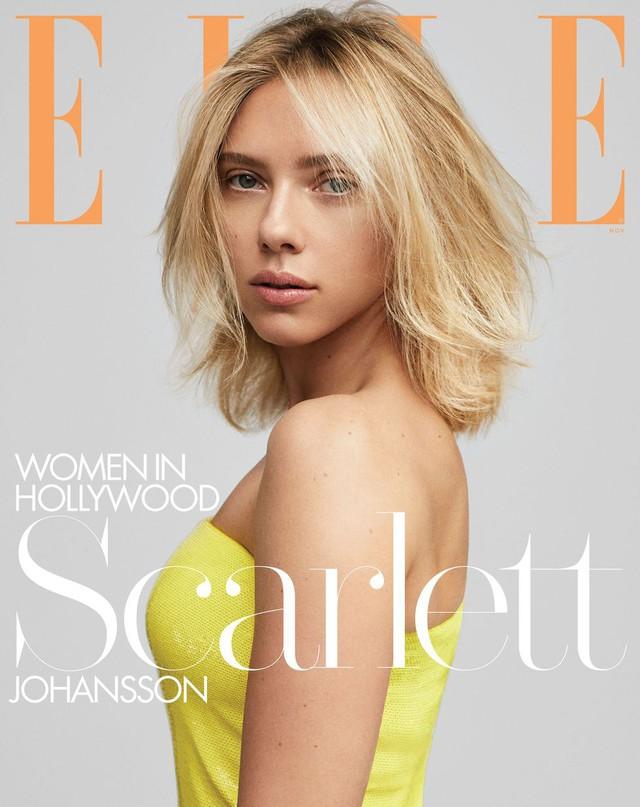 Scarlett Johansson khoe vẻ đẹp không tì vết - Ảnh 1.