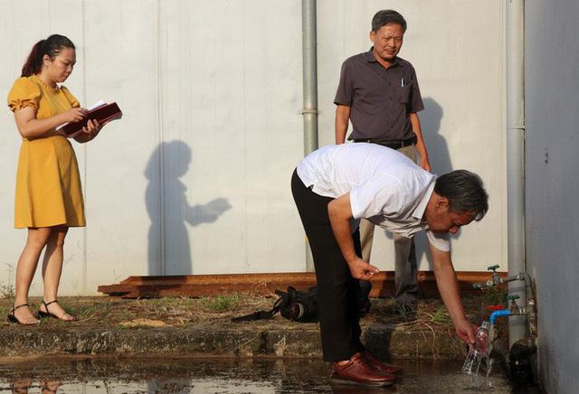 Công ty CPĐT nước sạch sông Đà đã vô cảm trước sức khỏe khách hàng - Ảnh 1.