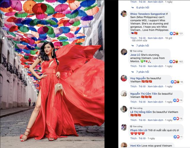 Á hậu Kiều Loan lọt top 6 bình chọn tại Miss Grand International 2019 - Ảnh 3.