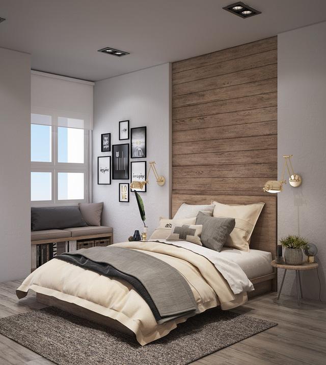 Căn hộ 25m2 có cách sắp xếp nội thất thông minh - Ảnh 6.