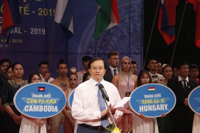 Khai mạc Liên hoan xiếc quốc tế 2019: Mở ra cơ hội thể hiện tài năng, sáng tạo và giao lưu văn hóa - Ảnh 2.