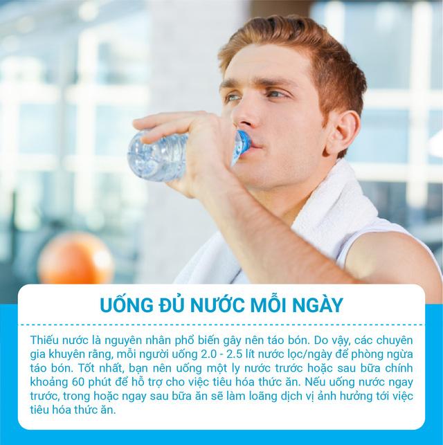 6 thói quen đơn giản giúp hệ tiêu hóa khỏe mạnh - Ảnh 3.