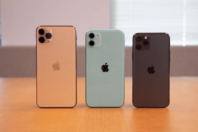 Doanh số bán iPhone 11 vượt mọi mong đợi của Apple - Ảnh 1.