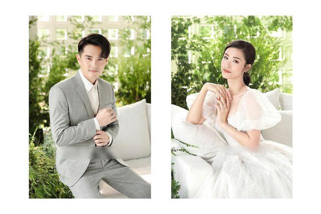 Trọn bộ ảnh cưới đẹp lung linh của Đông Nhi - Ông Cao Thắng - Ảnh 11.