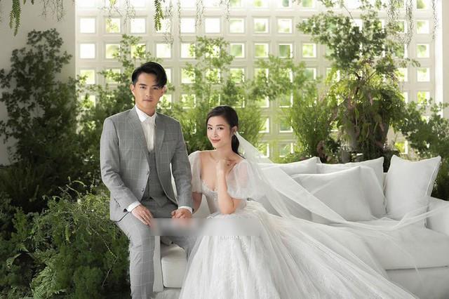 Trọn bộ ảnh cưới đẹp lung linh của Đông Nhi - Ông Cao Thắng - Ảnh 3.