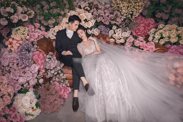 Trọn bộ ảnh cưới đẹp lung linh của Đông Nhi - Ông Cao Thắng - Ảnh 5.