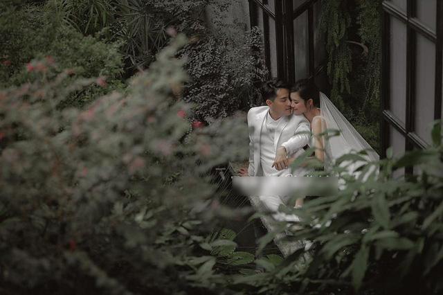Trọn bộ ảnh cưới đẹp lung linh của Đông Nhi - Ông Cao Thắng - Ảnh 8.