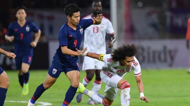 Phung phí cơ hội trước ĐT Thái Lan, tiền đạo UAE quyết sửa sai ở trận gặp ĐT Việt Nam - Ảnh 1.