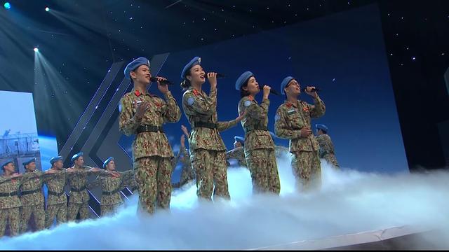 Chúng tôi là chiến sĩ: Gặp gỡ các chiến sĩ Cục Gìn giữ hòa bình Việt Nam - Ảnh 2.