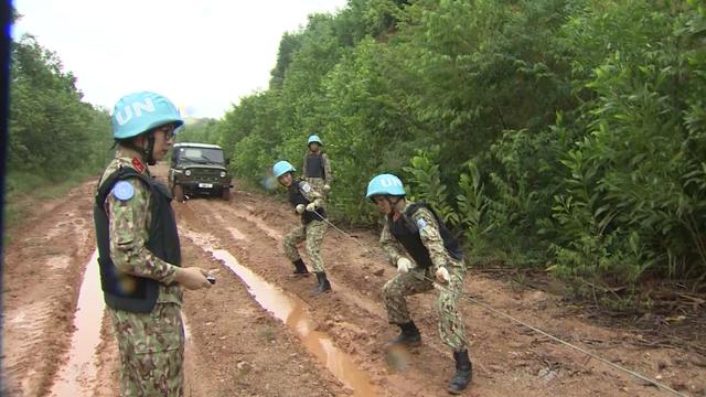 Chúng tôi là chiến sĩ: Gặp gỡ các chiến sĩ Cục Gìn giữ hòa bình Việt Nam - Ảnh 1.